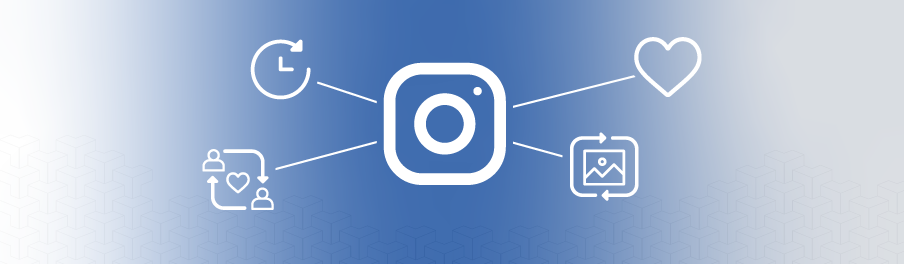 abstract representation of everything you need to know about the instagram algorithm